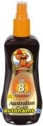 AG SPF 8  Spray gel - aizsardzībai saulē